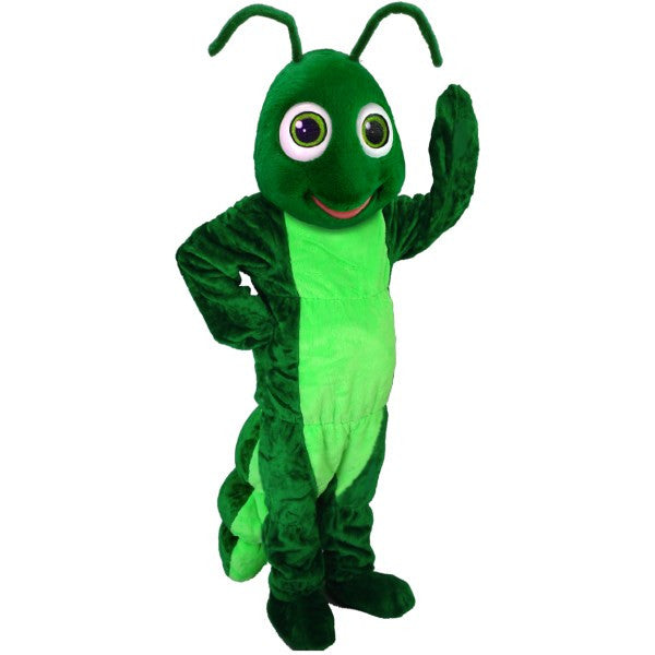 Grasshopper Lightweight Mascot Costume