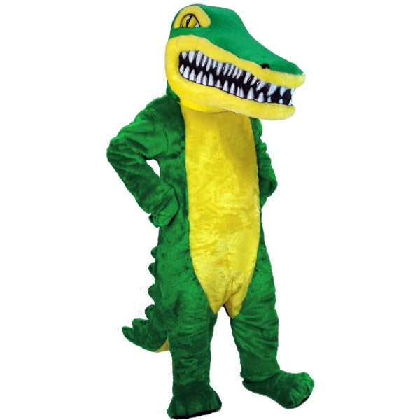 Crocodile Lightweight Mascot Costume