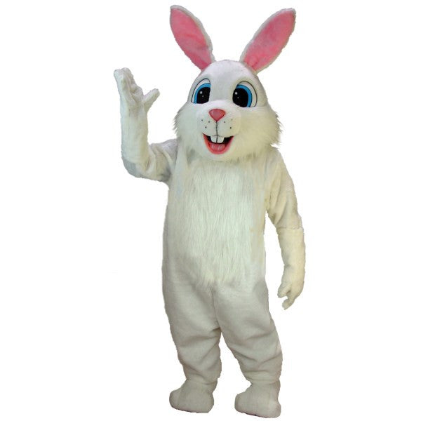 White Rabbit Lightweight Mascot Costume