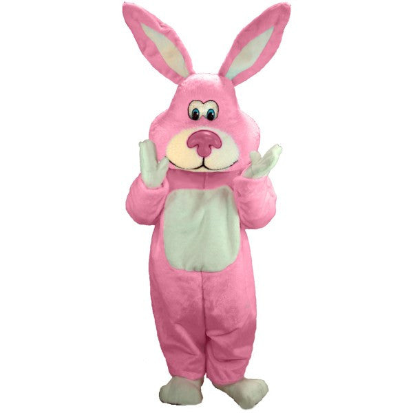 Pink Cottontail Lightweight Mascot Costume