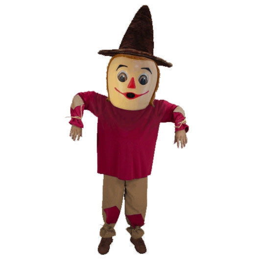 Scarecrow Lightweight Mascot Costume