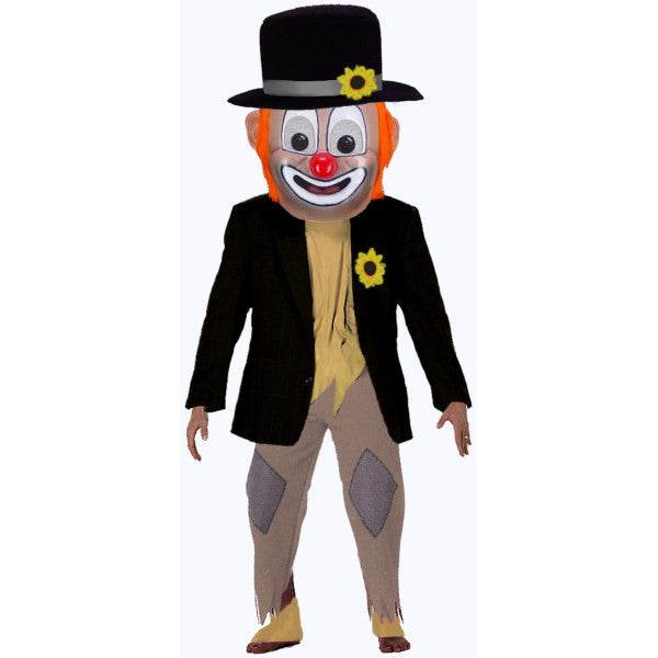 Hobo Clown Lightweight Mascot Costume