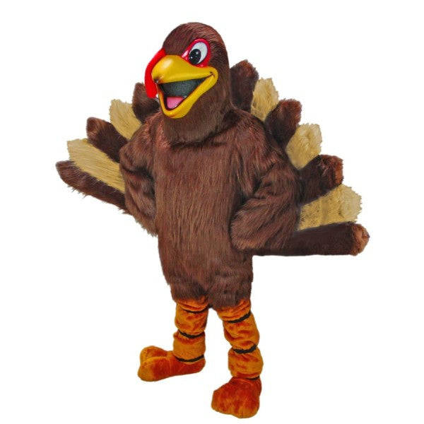 Turkey Mascot Costume