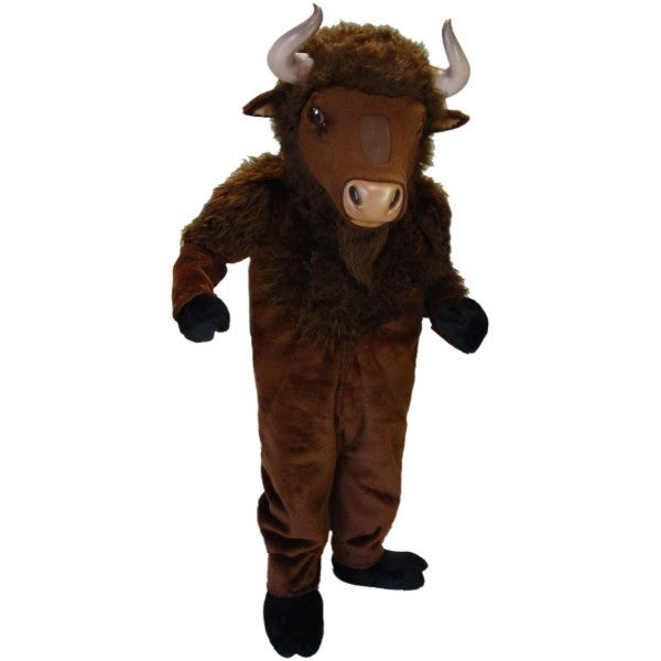 What Color Is Buff >> Buffalo Mascot Costume – Starcostumes
