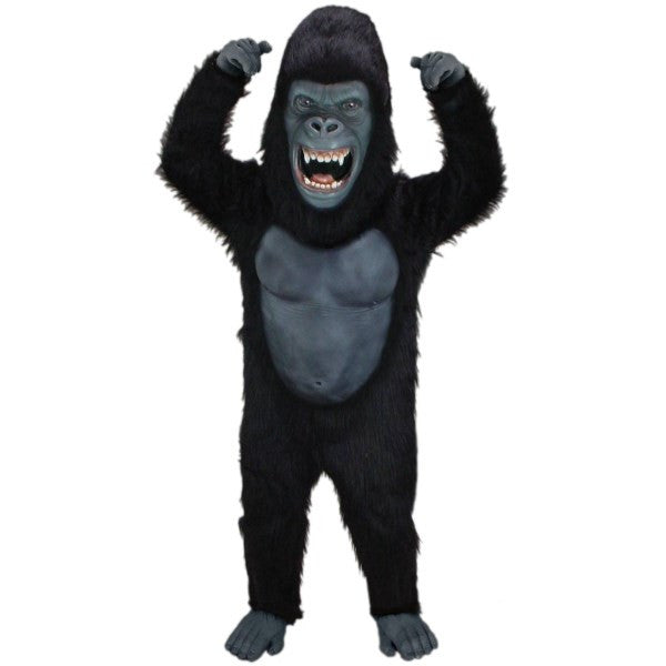 Fierce Gorilla Mascot Costume