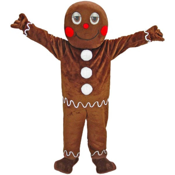 Gingerbread Man Mascot Costume  sc 1 st  Star Costumes & Gingerbread Man Mascot Costume - Starcostumes