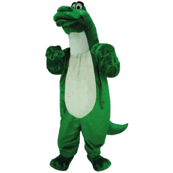 Cartoon Dino Mascot Costume