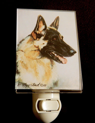 German Shepherd Nightlight