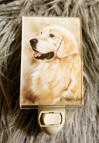 Golden Retriever Nightlight