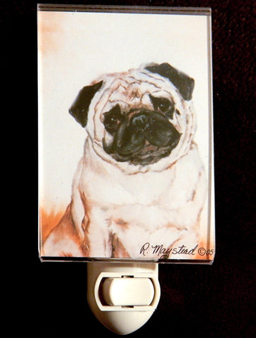 Pug Nightlight