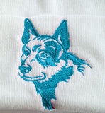 Australian Cattle Dog Knit Ski Hat