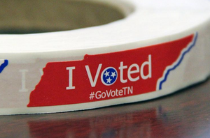 Tennessee Sees Record-Setting Early Voting Numbers