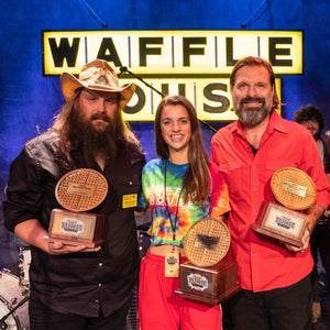 Tennesseans own the Waffle House Music Awards (yes that is a thing)