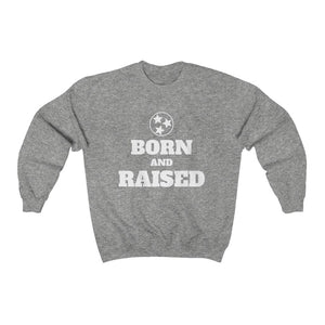Born and Raised Crewneck Sweatshirt