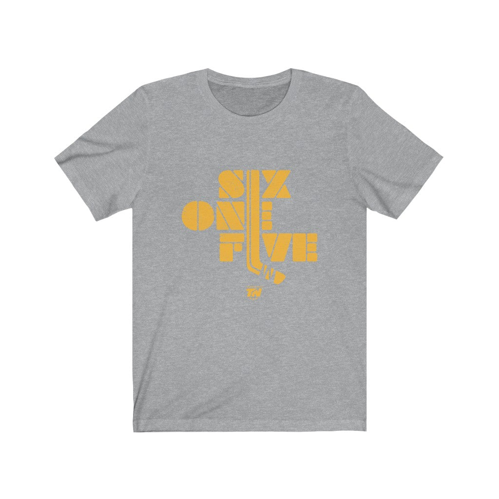 Six One Five Hockey Tee