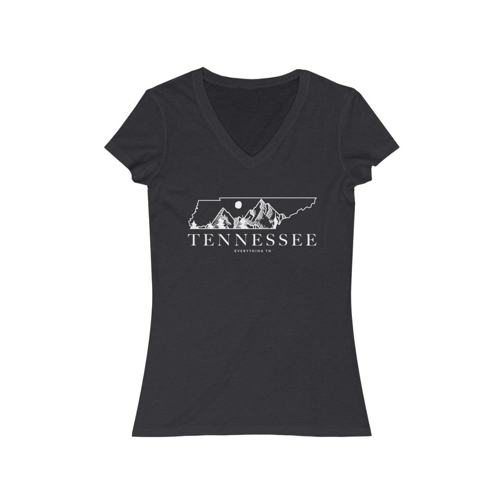 Tennessee State V-Neck Tee