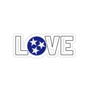 Tennessee Love Stickers