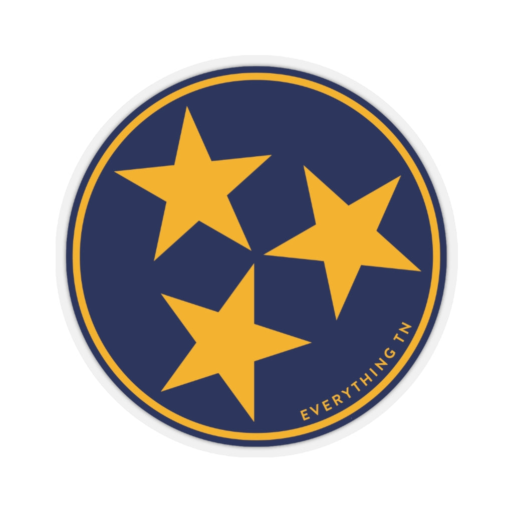 Predators Tristar Sticker