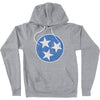 Tristar Hoodie - Athletic Heather