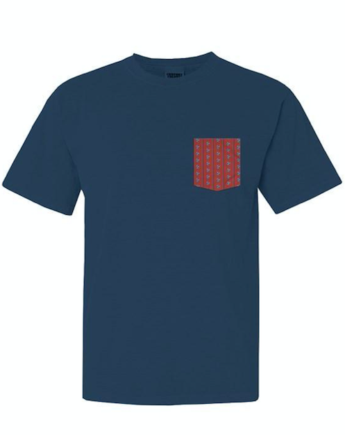 Tristar Pocket Tee - State Traditions