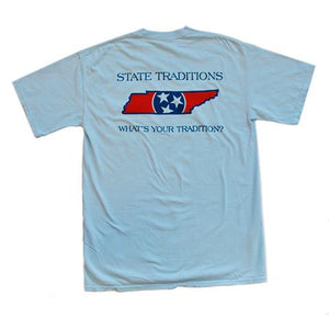 Tennessee Gameday T-Shirt Blue