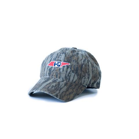 Tennessee Bottomland Camo Hat
