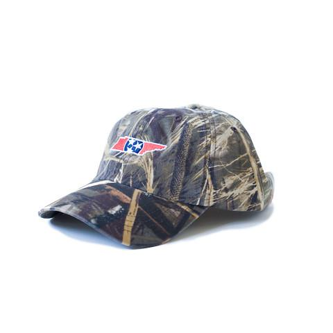 Tennessee Hat Max 4 Camo