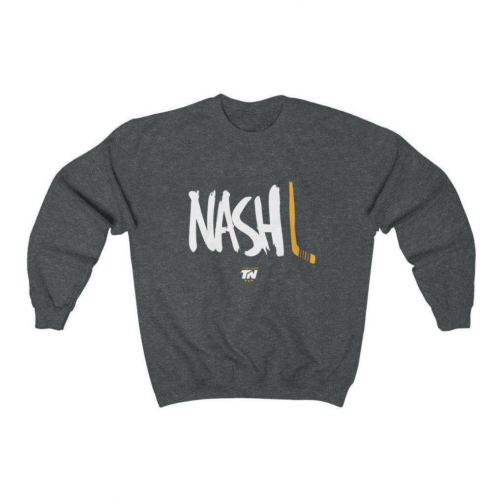 Nash Hockey Crewneck