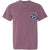 Berry Tristar Pocket Tee - Comfort Colors (Short Sleeved)