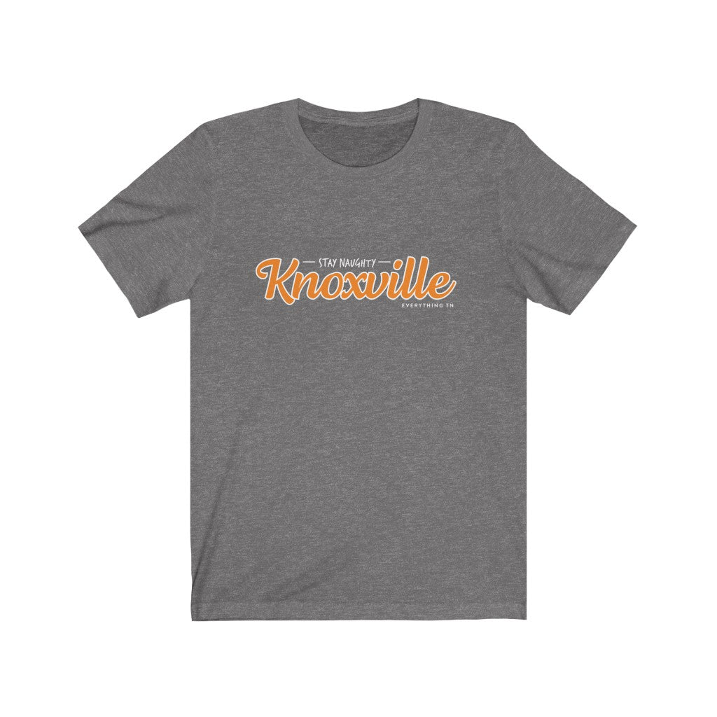 """Stay Naughty"" Knoxville Tee"