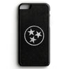 Black/White Tennessee Tristar iPhone Case