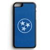 Blue Tennessee Tristar iPhone Case