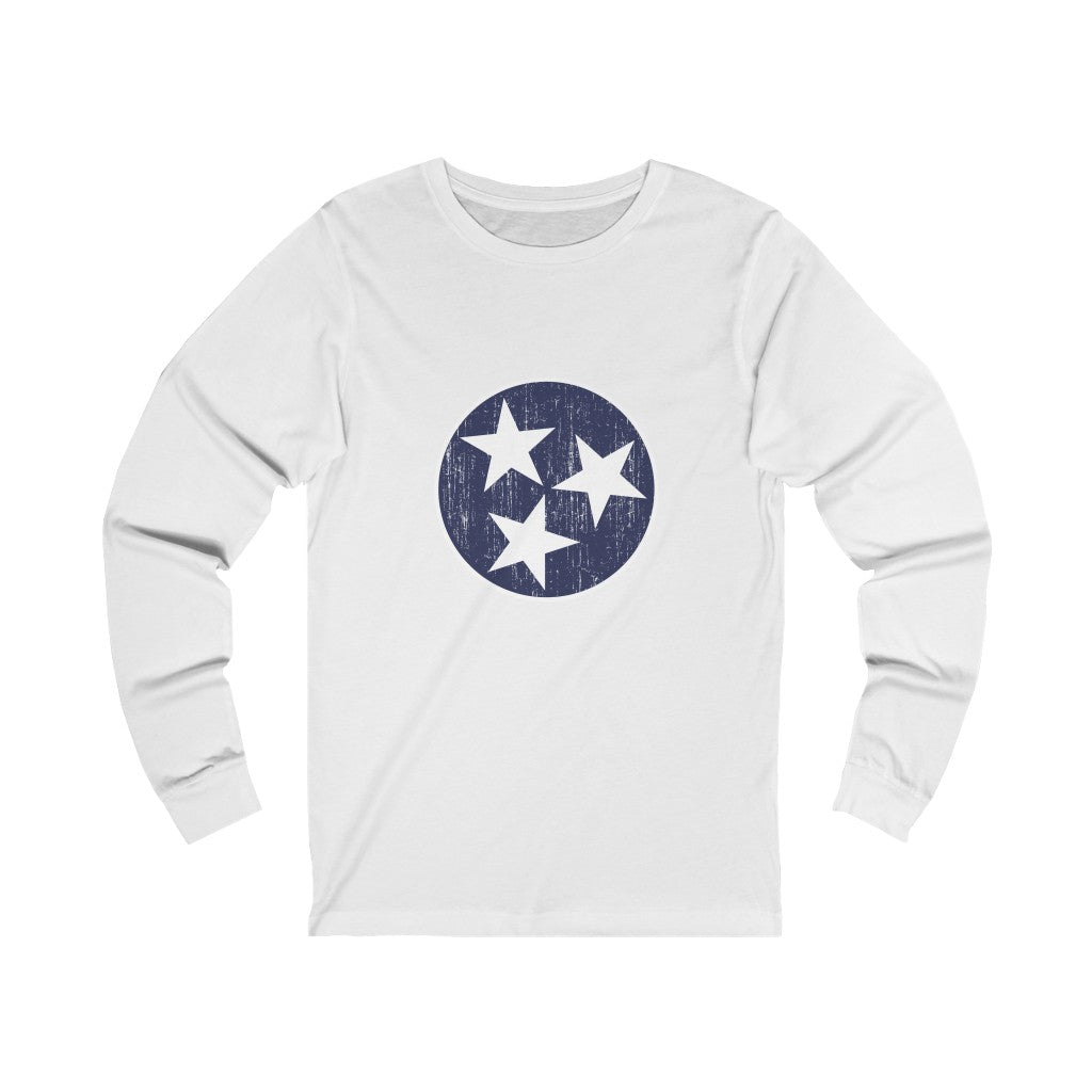 Blue Tristar Long Sleeve