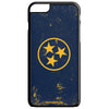 Navy/Gold Tristar iPhone Case