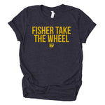 Fisher Take The Wheel