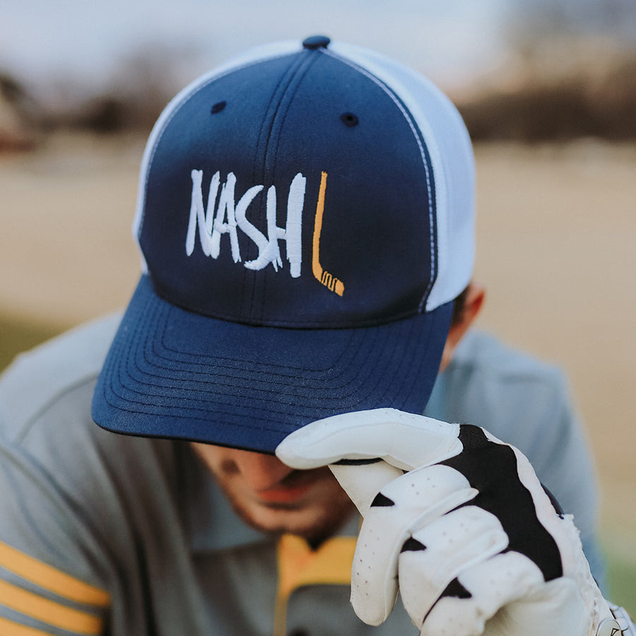 2314240eac7 Nash Hockey Trucker Hat