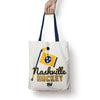 Nashville Hockey Tote Bag