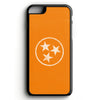 Orange Tennessee Tristar iPhone Case