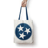 Tennessee Tristar Tote Bag