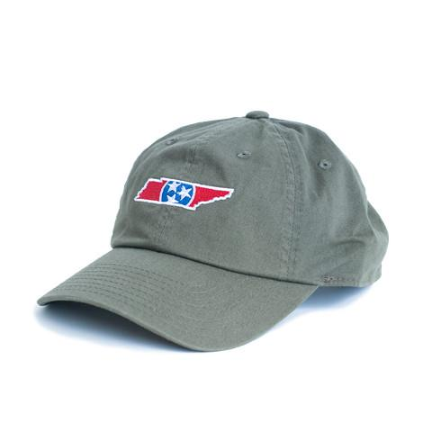Olive Tennessee Hat