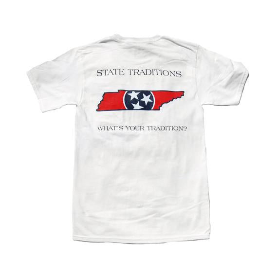 Tennessee T-Shirt White