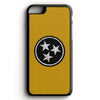 Gold/Black Tristar iPhone Tough Case