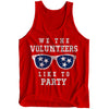 We The Volunteers Tank