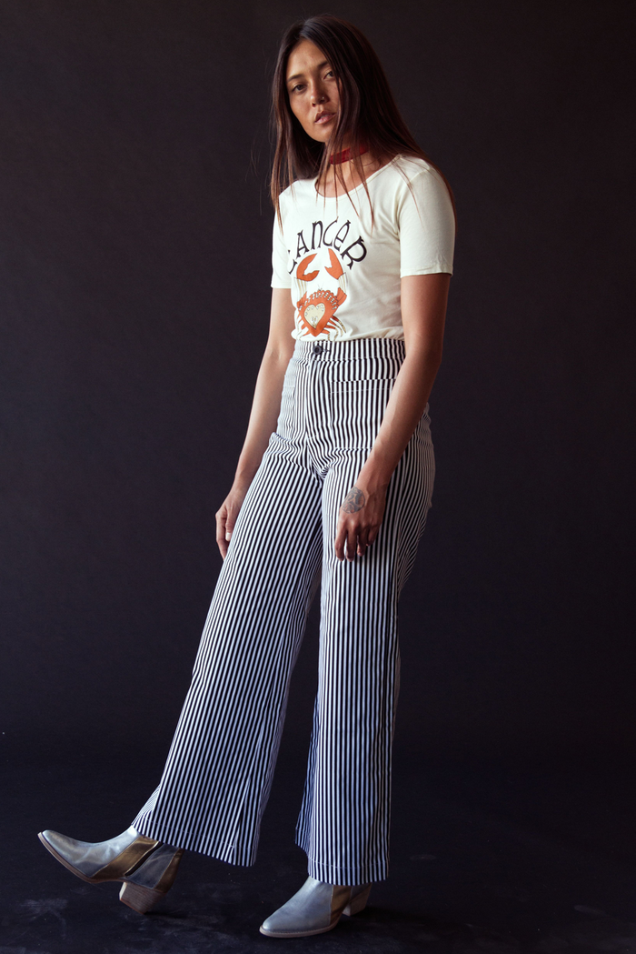Woody Pant ~ Stripe