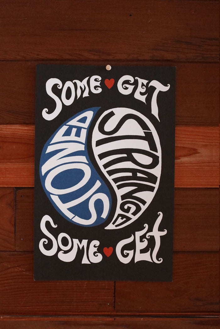 Some Get Stoned ~ Poster