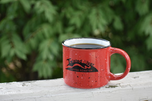 Twisted River Ceramic Mug