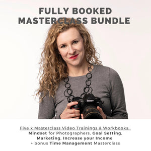 5 x Video Masterclass Training Bundle for Photographers