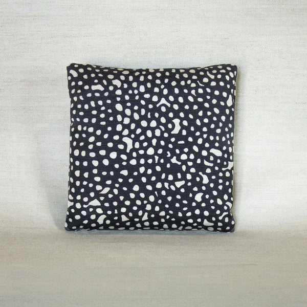 Black Starry Pillow - Small