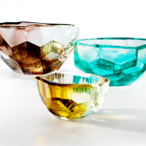 Crystal Bowl - 7""
