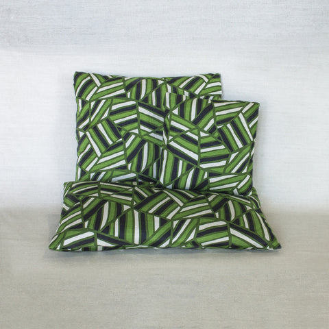 Green Mica Pillow - Small